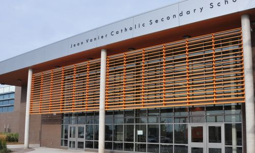 Jean Vanier Catholic Secondary School